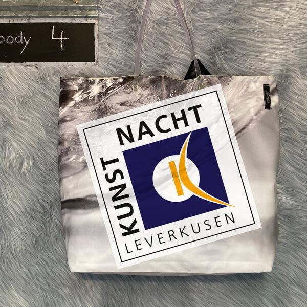 pebody Upcycling Design öffnet Schneideratelier zur Leverkusener Kunstnacht