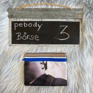 """Mit dem pebody Upcycling Design Portemonnaie """"Börse"""", erhältst Du ein einzigartiges Unikat für Deine Sammlung und unterstützt Nachhaltigkeit """"made in Germany"""""""