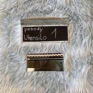 """Mit der pebody Upcycling Design Tasche Utensilo, erhältst Du ein einzigartiges Unikat & unterstützt Nachhaltigkeit """"made in Germany"""""""